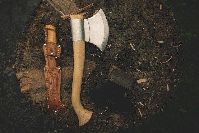 キャンプは道具を揃えるのが楽しい