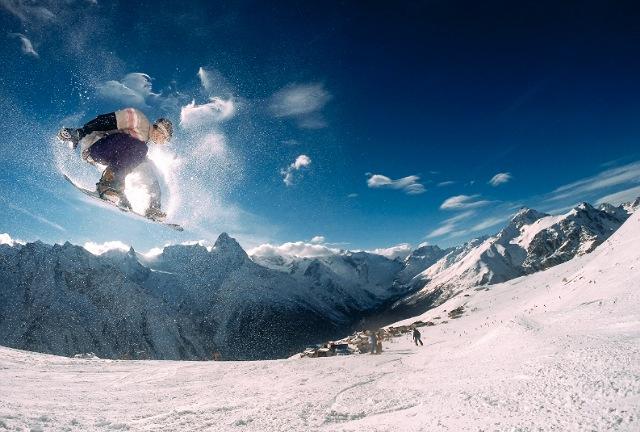 一人で出来る大人の趣味【スノーボードの始め方】