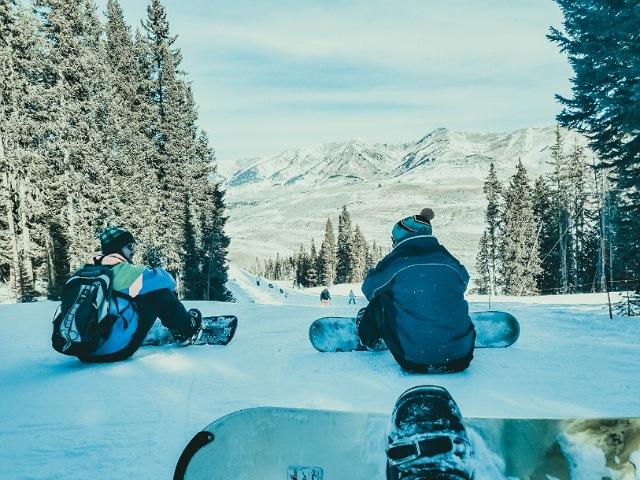 スノーボードは簡単