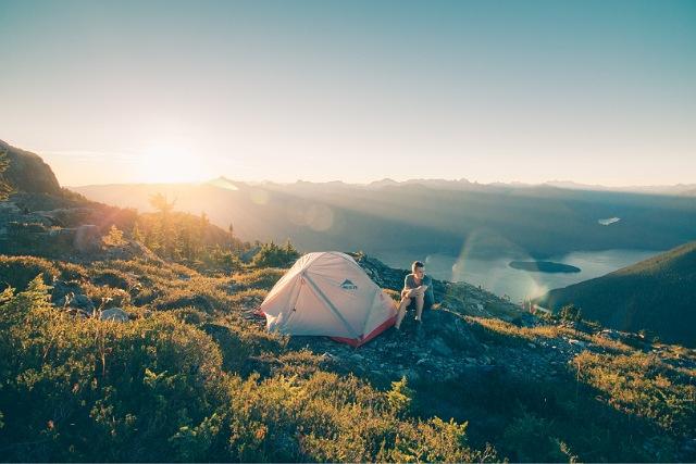 キャンプは一人で出来る大人の趣味
