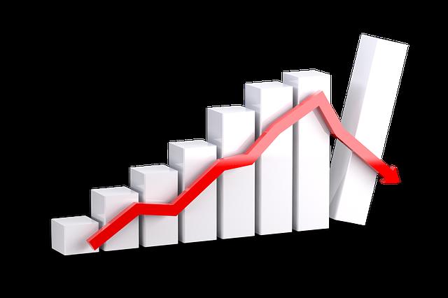 サラリーマンのお給料は減少傾向