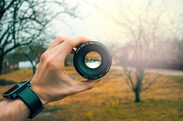 肉眼で見たままの風景を撮影できる