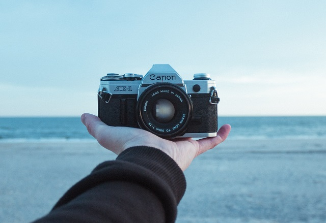 一眼レフカメラは所有欲を満たしてくれる