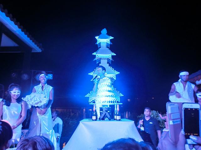 イベント クラブメッド ダンスパーティー 石垣島